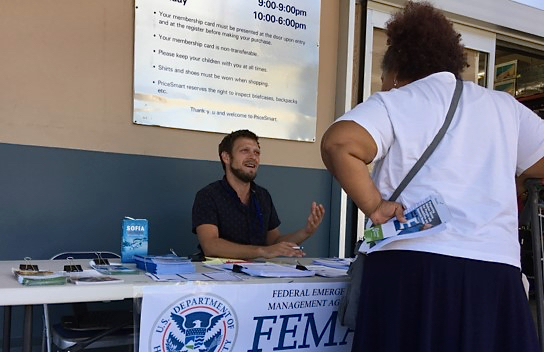 A FEMA mitigation specialist gives advice on rebuilding stronger.