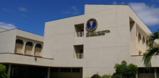 Gov. Juna F. Luis Memorial Hospital. (File photo)