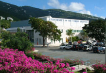 UVI Sports and Fitness Center on St. Thomas Campus. (File photo)