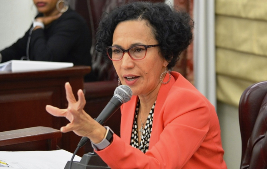 Sen. Nereida Rivera-O'Reilly said her bill, which she thought was pretty straightforward, became a grenade in the room' during a hearing Tuesday. (File photo)