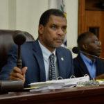 Senate Finance Committee Chairman Kurt Vialet. (V.I. Legislature photo)