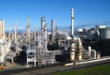 Limetree Oil Refinery
