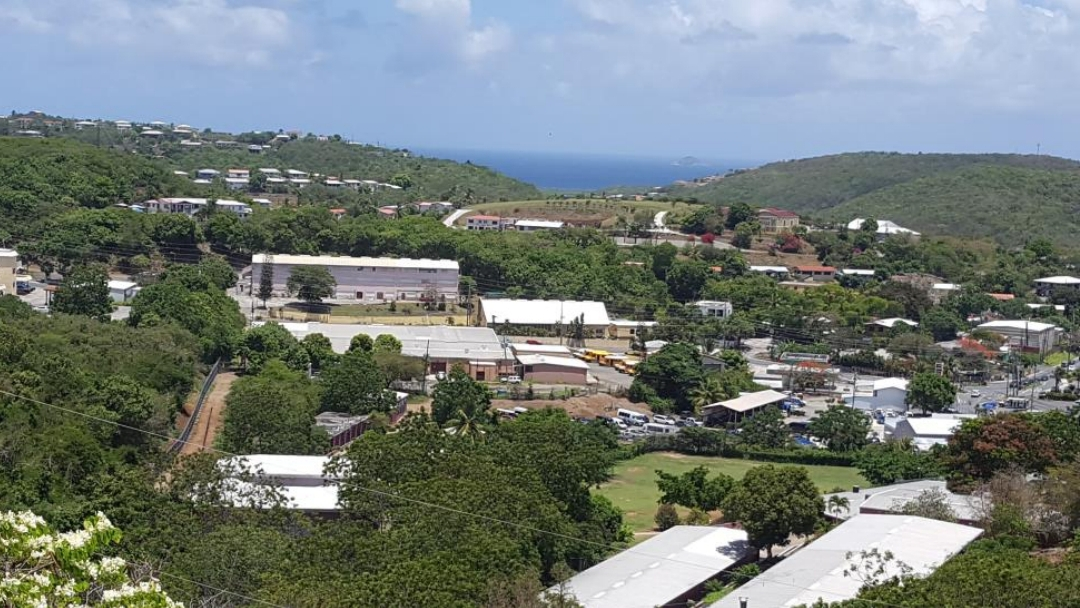 Department of education and virgin islands