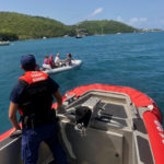 U.S. Coast Guard boat crews in Sector San Juan completed law enforcement patrols during the Labor Day weekend in Puerto Rico and the U.S. Virgin Islands in support of Operation PAX Defender, a regional effort to interdict possible illegal charter operations.