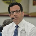 IGY Chief Executive Officer Thomas Mukamal (Photo by Barry Leerdam, V.I. Legislature)