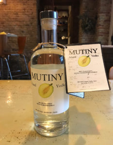 Mutiny Island Vodka