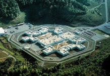 The notorious Red Onion State Prison in Virginia. (Virginia Government photo)
