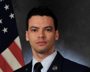 Sr. Airman Brandon Kalloo Sanes