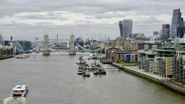 London's efforts to meet the challenge of climate change are part of the PBS series, 'Sinking Cities.'