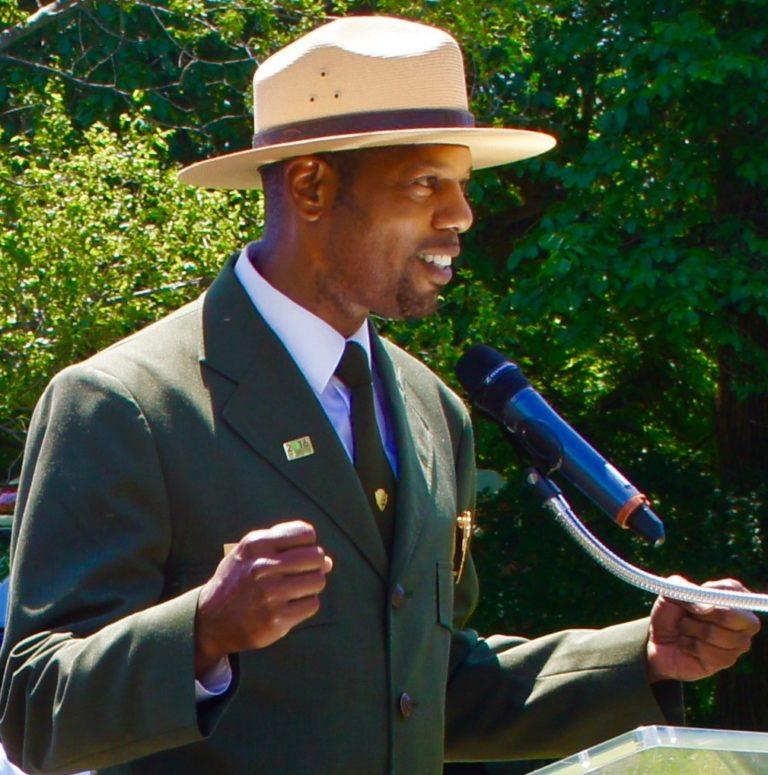 Park Service Names Nigel Fields Superintendent in St. John