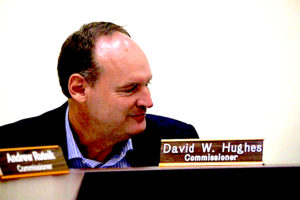 PSC member David Hughes. (File photo)