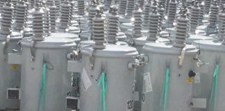 Surplus Water and Power Authority transformers will be sold to the Northern Mariana Islands. (WAPA photo)