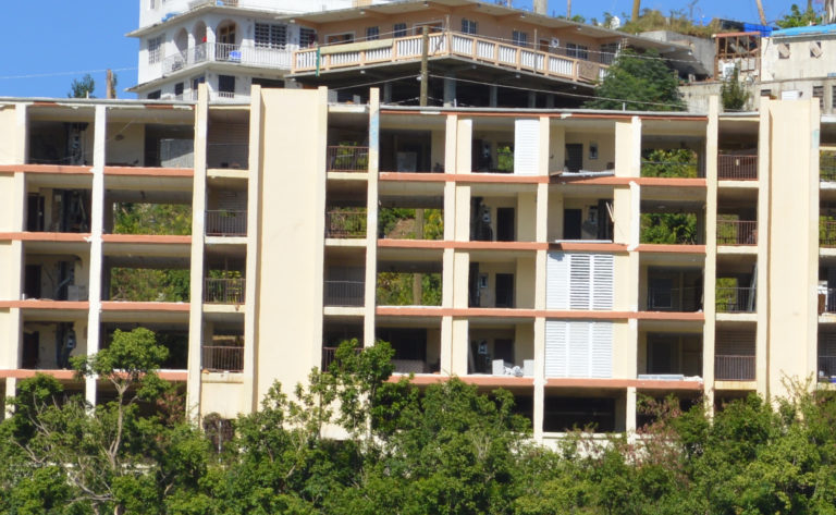 FEMA Approves $69 Million to Begin Replacement of Tutu Hi-Rise Apartments