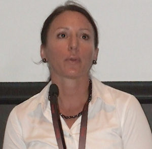Epidemiologist Esther Ellis (File photo)