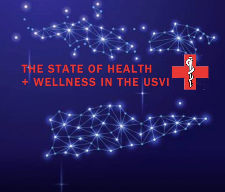 USVI Health Series graphic
