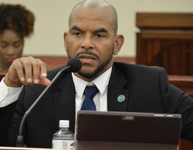 Public Works Designee Promises to Fix Roads