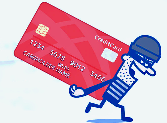Credit card fraud. (Image from the website of Abine.com, an online privacy company)