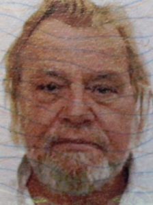 ID photo of Martin Anthony Hawryluk, 72, missing on STX since May 1. (Image submitted by VITEMA)