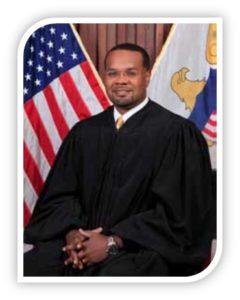 Judge Robert Molloy (File photo from V.I. Superior Court)