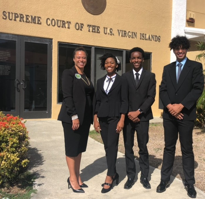 All Saints Cathedral School Wins First Round of Appellate Moot Court