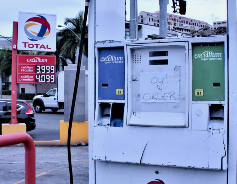 Gas Costs More on STT than STX; Online Chatter Calls for Pay-at-the-Pump