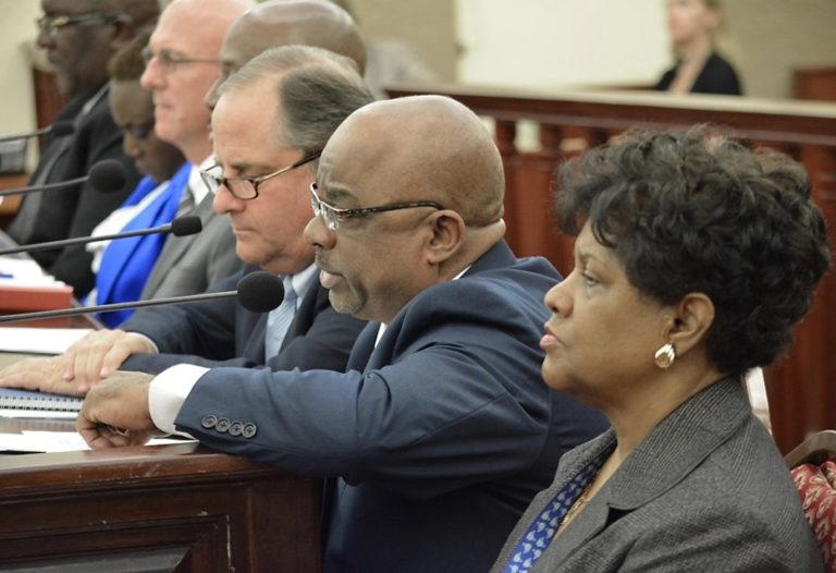 "Senators ""Frustrated"" with State of Hurricane Preparedness"