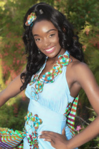 Junior Miss Contestant Je'Nique Sylvester