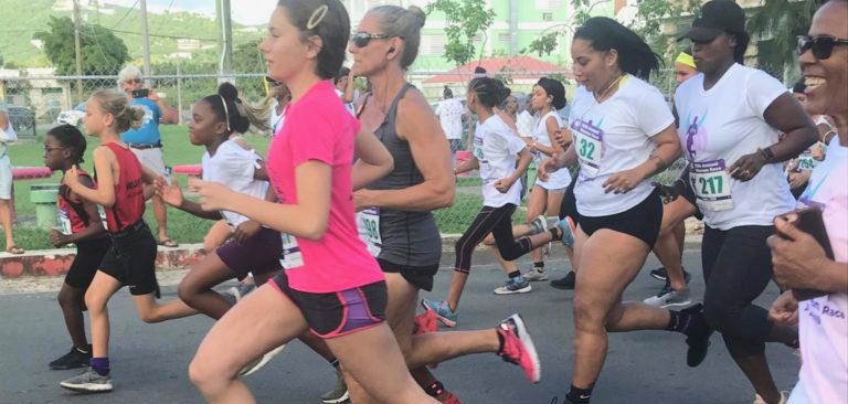 St. Croix Women Race Going Online for 2020