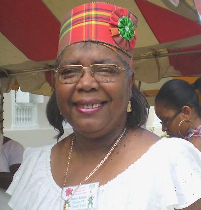 Janice Pemberton Tutein (File photo by Carol Buchanan)