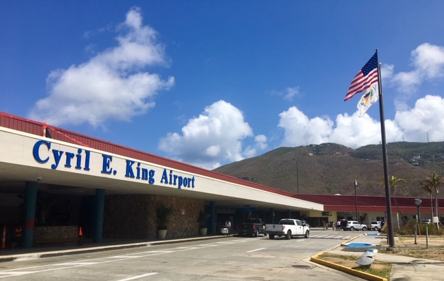 Delays May Be Over at STT Airport and Blyden Marine Terminal