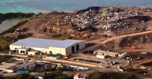 Anguilla Landfill on St. Croix. (File photo)