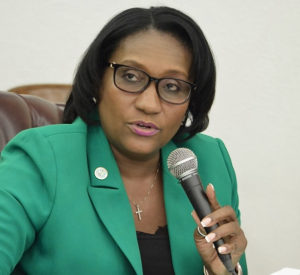 Sen. Donna Frett-Gregory (V.I. Legislature file photo)