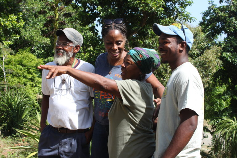 Plaskett Hosts Farm Tour on St. Thomas