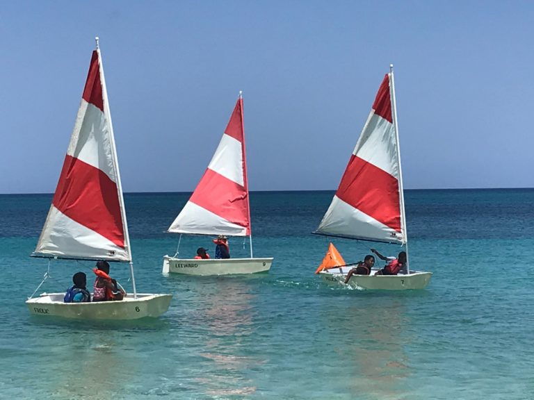 Frederiksted Community Boating Marks 20 Years of Teaching STX Kids to Sail