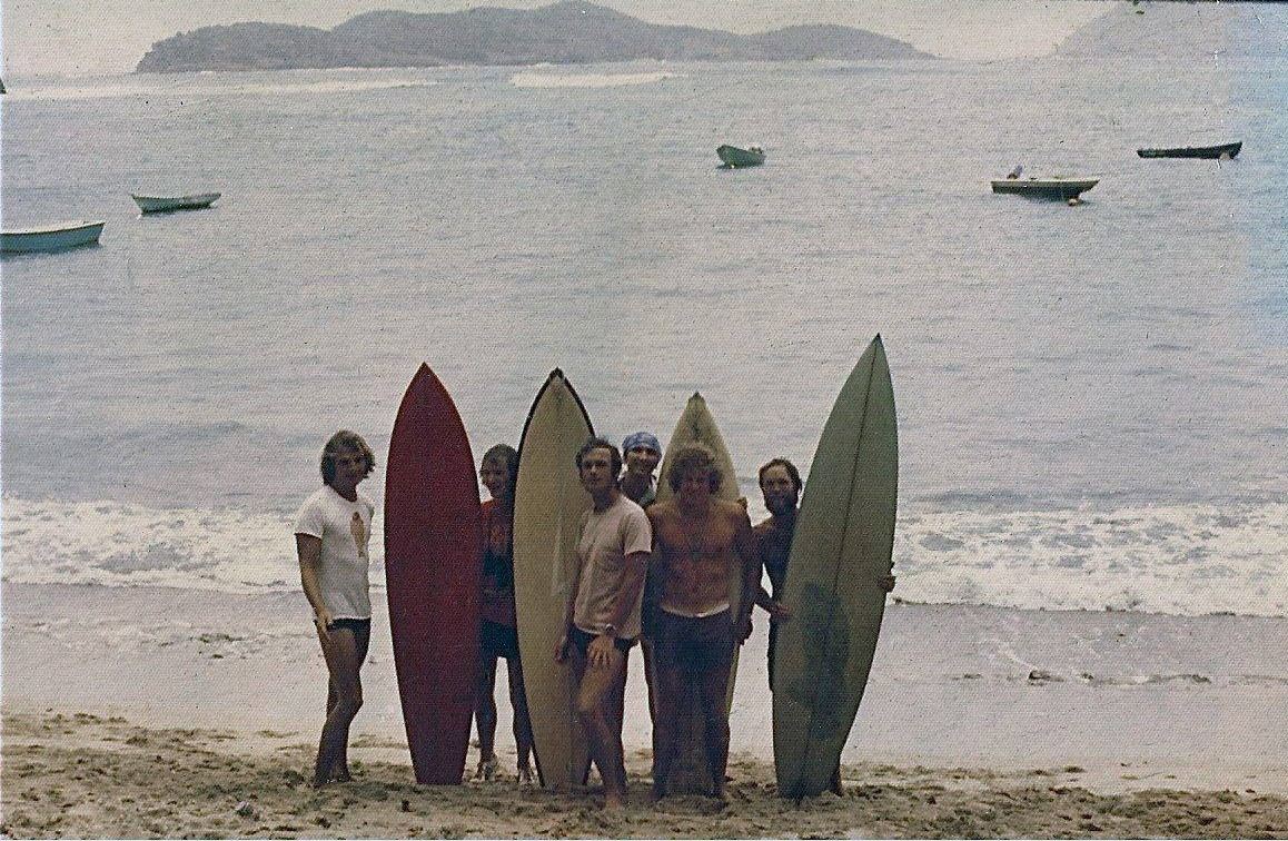 Local Surfing Mavericks Share Territory's 'Tubular' History