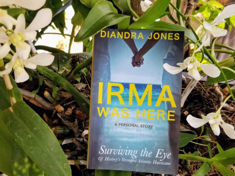 Author of 'Irma Was Here' Warns of Climate Change