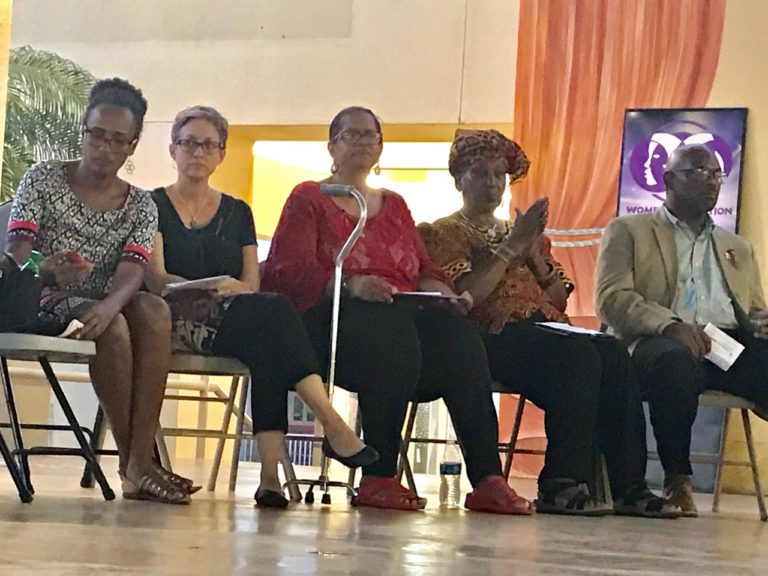 Women's Coalition Marks National Day of Remembrance for Murder Victims