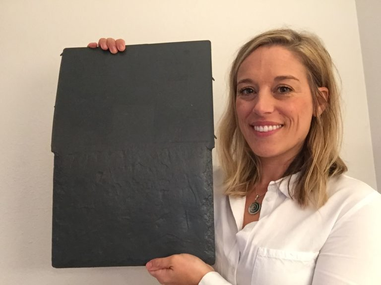 Sustainable Roof Project Creates Shingles from Recycled Plastic