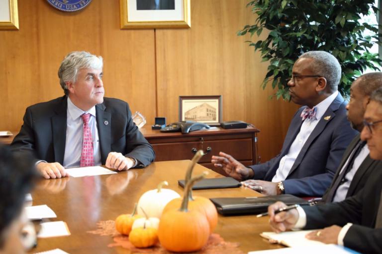 Bryan Prioritizes Disaster Recovery, Medicaid Funding During Washington Visit