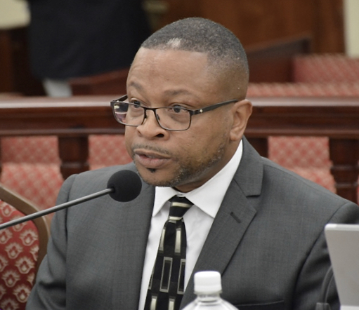 Senators Grill WMA Director About Why Garbage Hangs Around