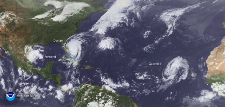 NOAA: 13 to 20 Named Storms Expected this Hurricane Season