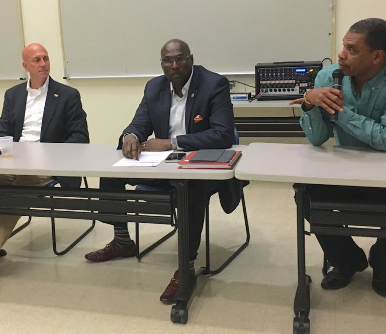 Limetree Officials Are a No-Show at Community Meeting on Refinery