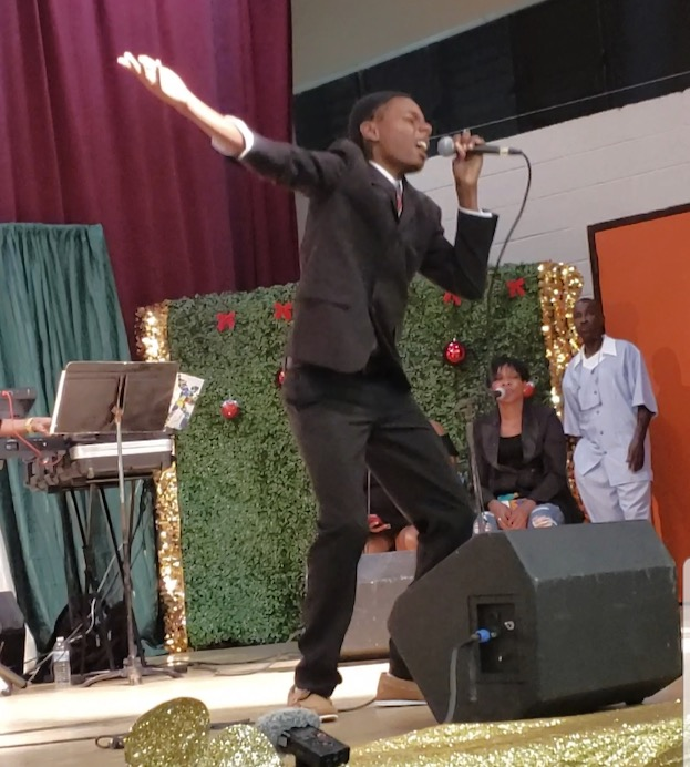 Chase Wins Second Junior Calypso King Crown
