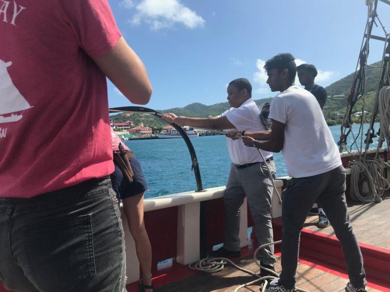 World Ocean School Premieres New 'Community Days' Program