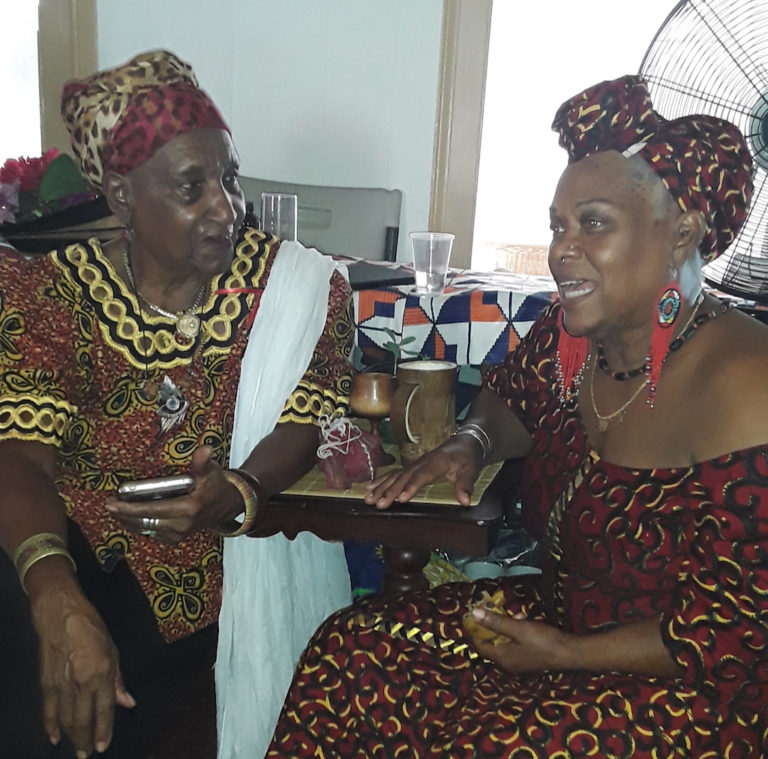 Frederiksted Celebrates Kwanzaa