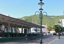 Market Square, Charlotte Amalie, St. Thomas. (Bethaney Lee photo)