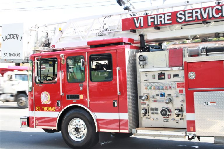 Structural Fires on St. Thomas Tuesday and Wednesday