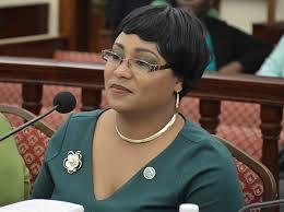 Commissioner of Education Racquel Berry-Benjamin