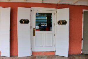 Sonya Ltd. is open for business at 1 Company Street in Christiansted. (Source Photo by Linda Morland)