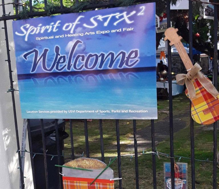 The Spirit of the Season Shines at Healing Arts Fair